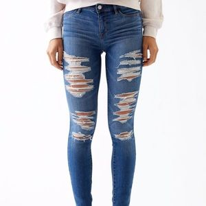 NEW PacSun Perfect Fit Jegging 26